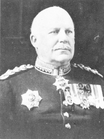 Major-General Sir C S Ryan